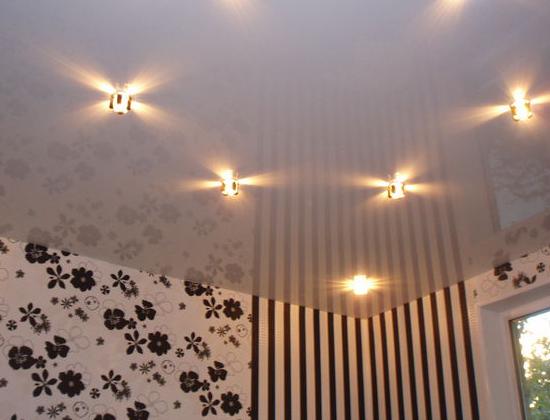 натяжные потолки фото и цены в нижнем новгороде