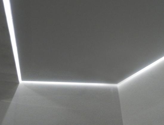 Парящие потолки из гипсокартона своими руками